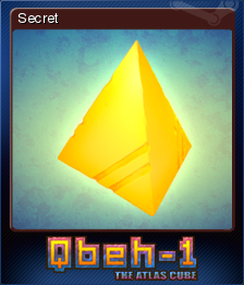 Qbeh-1 The Atlas Cube Card 6