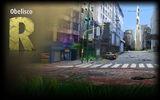 Reversion - The Escape Background Obelisco