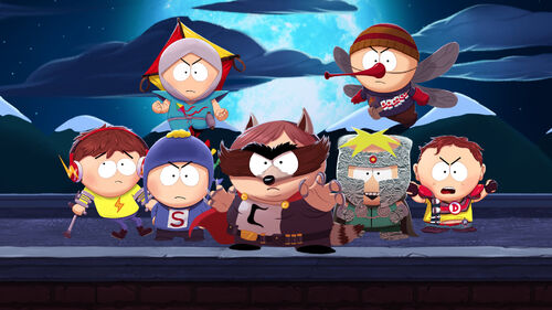 South Park Fractured But Artwork 07