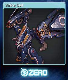 Strike Suit Zero Directors Cut Card 1