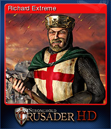 Stronghold Crusader HD Card 6