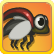 Superfrog HD Emoticon TheLadybug