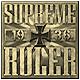 Supreme Ruler 1936 Badge Foil