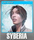 Syberia Foil 1