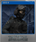 Tactical Intervention Foil 3