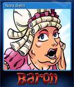 The Incredible Baron Card 4