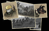 Valiant Hearts The Great War Background Karl and Walt