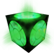 Why So Evil Emoticon GreenCube