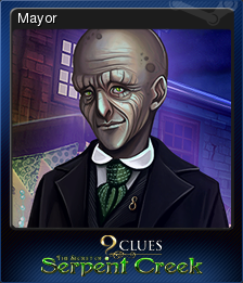 9 Clues The Secret of Serpent Creek Card 3