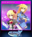 Acceleration of Suguri X-Edition Card 4