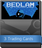 Bedlam Booster Pack