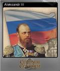 Colonial Conquest Foil 01