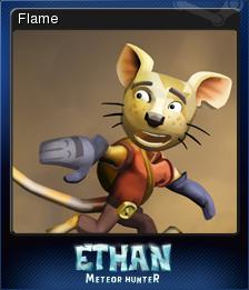 Ethan Meteor Hunter Card 8