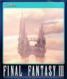 FINAL FANTASY III Card 1