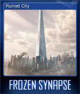 Frozen Synapse Card 8