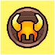 Hero Siege Badge Original Foil