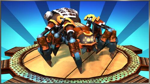 Hydraulic Empire Artwork 07