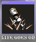 Life Goes On Foil 5