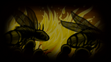 RADical ROACH Deluxe Edition Background Burnt Wings