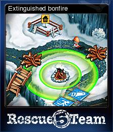 Rescue Team 5 Card 3