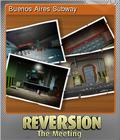 Reversion - The Meeting Foil 7