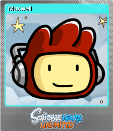 Scribblenauts Unlimited Foil 4