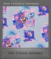 Steam Awards 2019 Card 7