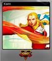Street Fighter V Foil 7