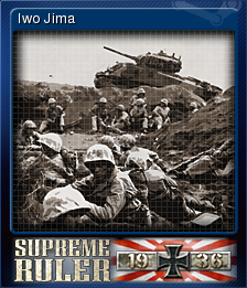 Supreme Ruler 1936 Card 4