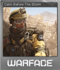 Warface Foil 5