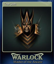 Warlock Master of the Arcane Card 7