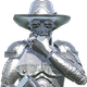 Z Steel Soldiers Badge 4