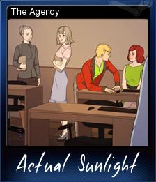 Actual Sunlight Card 3