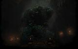 Adam's Venture Origins Background Cave