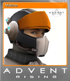 Advent Rising Foil 05