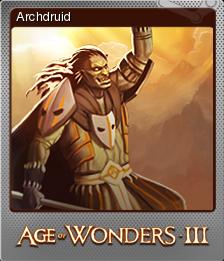 Age of Wonders III Foil 6