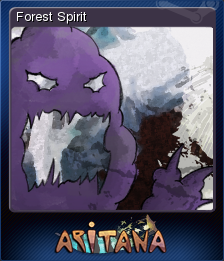 Aritana and the Harpys Feather Card 6
