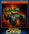 Burning Cars Card 8