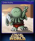 Cthulhu Saves the World Card 4