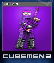 Cubemen 2 Card 1