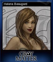 Gray Matter Card 6