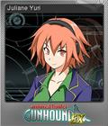 Gunhound EX Foil 1