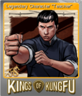 Kings of Kung Fu Foil 5