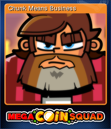 Mega Coin Squad Card 1