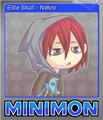 Minimon Foil 1