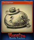 Monstro Battle Tactics Card 2