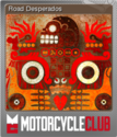 Motorcycle Club Foil 5