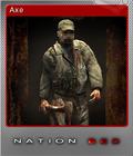 Nation Red Foil 1