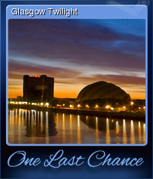 One Last Chance Card 3
