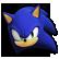 Sonic Forces Emoticon SonicHedgehog